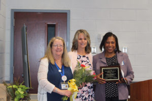 School Library System Honors Alice Robinson