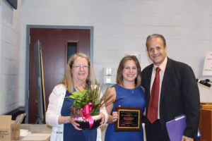 Rudy Massimo honored as Administrator of Year by School Library System