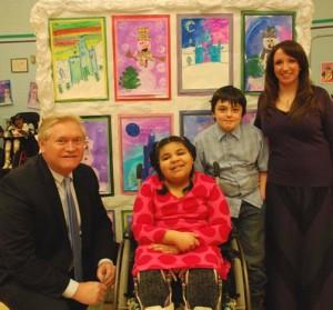 """""""Frozen"""" Inspires Art of JEA Elementary Students"""
