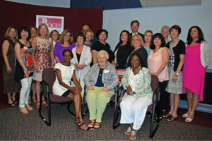 Retirees from Western Suffolk BOCES are honored by the Board of Education