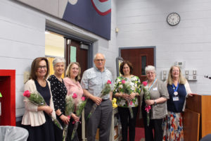 School Library System honors 2018 retirees