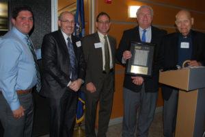 Sydney Finkelstein Honored by Western Suffolk BOCES